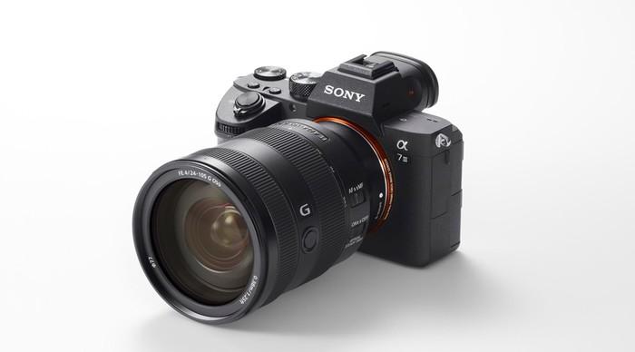 Společnost Sony představila novinku Sony Alpha A7 III