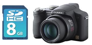Zvýhodněné sady a dárky k foťákům Panasonic