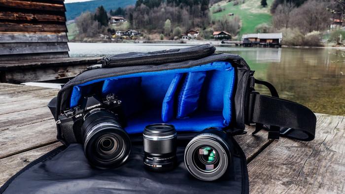 Ušetřete až 5 200 Kč při nákupu fotoaparátů a objektivů Olympus