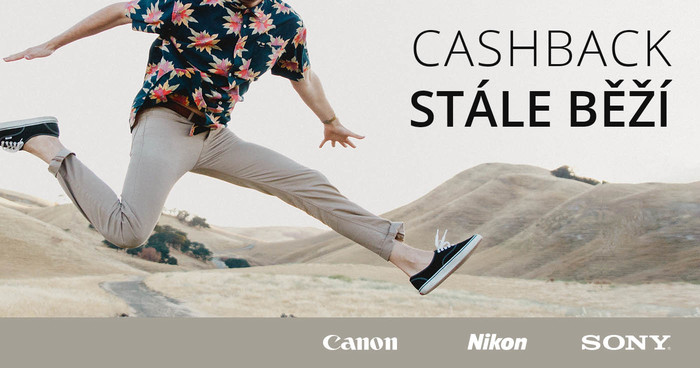 Nepropásněte letní cashback