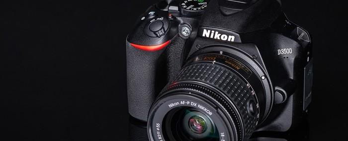 Čerstvá novinka Nikon D3500