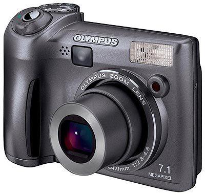 Akční nabídka fotoaparátů Olympus