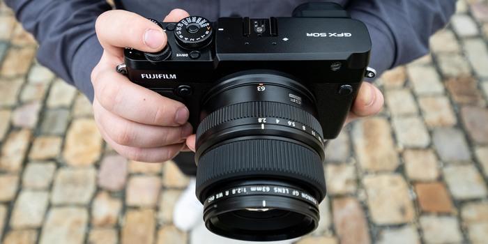 Středoformátový systém Fujifilm se slevou 10 000 Kč
