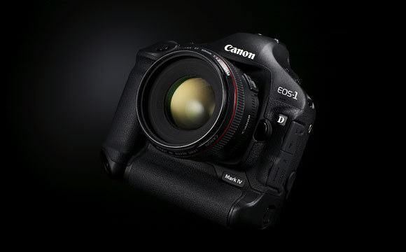 Nový firmware pro Canon EOS 1Ds Mark III a 1D Mark IV