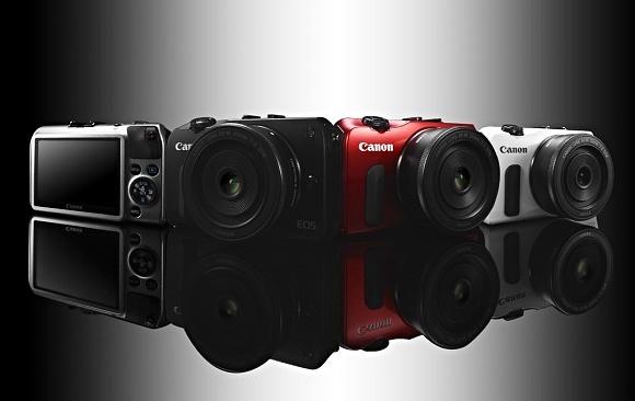 Nový firmware pro Canon EOS M výrazně zrychlí autofokus