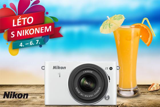 Léto s Nikonem