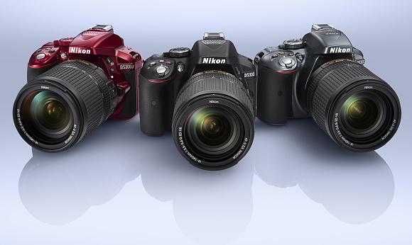 Nikon D5300 a objektiv AF-S Nikkor 58/1,4G jsou už na světě