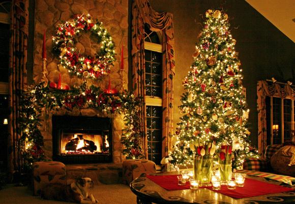 Jak fotit doma o Vánocích