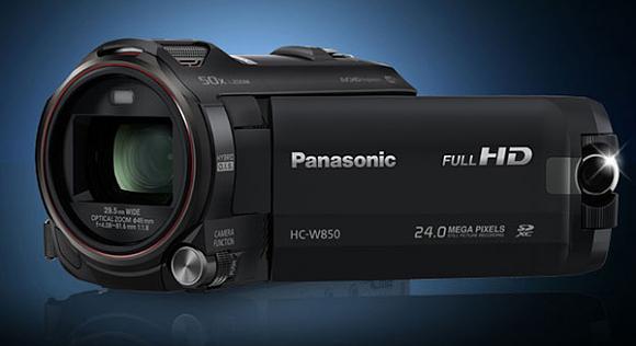 Panasonic představil Twin Cameru a další nové modely videokamer