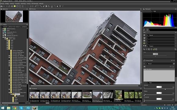 Nikon uvolnil plnou verzi softwaru Nikon Capture NX-D