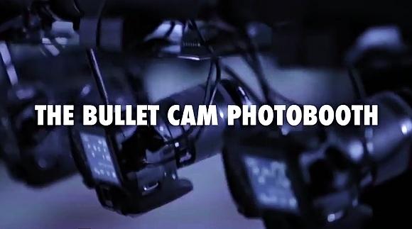 Bullet Time Shot v praxi