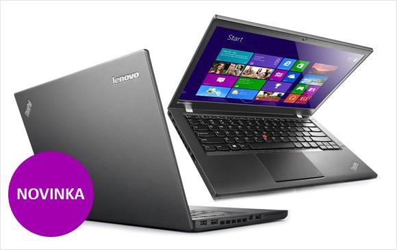 Notebooky a tablety Lenovo nově v naší nabídce