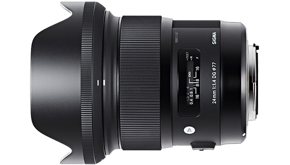 Nová Sigma 24mm f/1,4 ART nabízí nejvyšší optický výkon ve své třídě