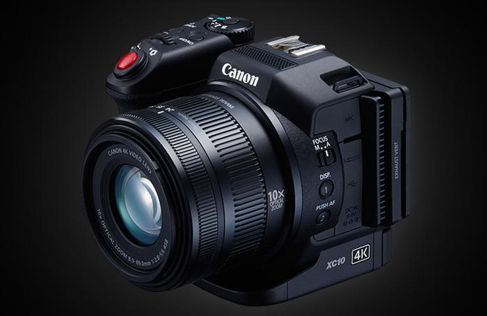 Kamery Canon EOS C300 Mark II a XC10 – nová generace natáčení ve 4K rozlišení