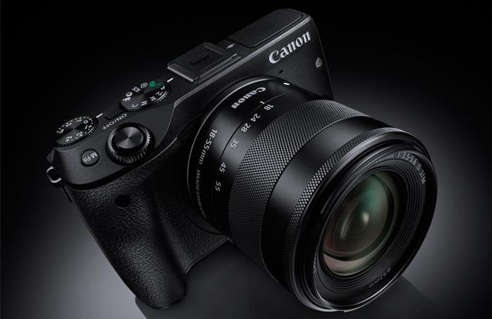 Nový Canon EOS M3 přináší drobná vylepšení