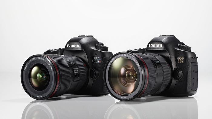 Krátce jsme otestovali oba nové padesátimegapixelové Canony EOS 5DS a EOS 5DS R