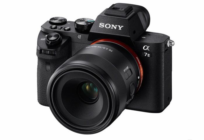 Sony uvádí makroobjektiv pro fullframe snímače Sony FE 50mm f/2,8 Macro