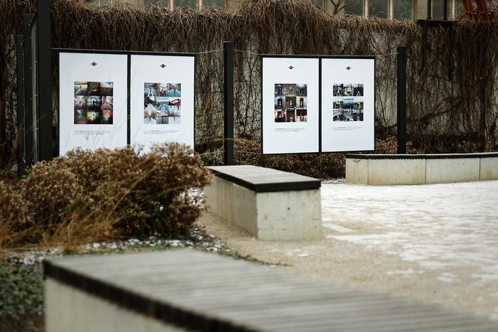 Výstava fotografií Tomáše Svobody, garanta prvního soutěžního kola