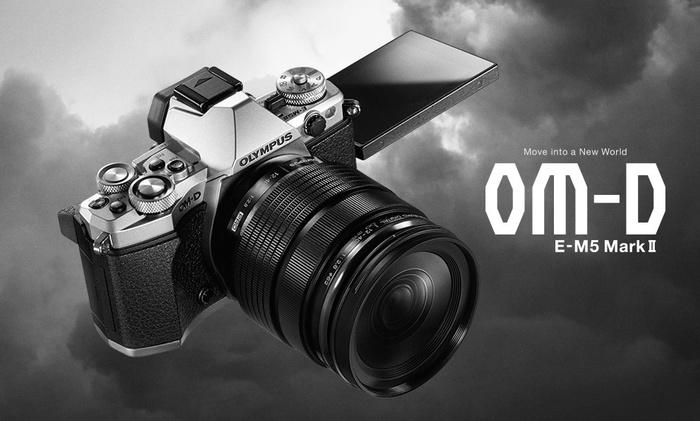 Olympus OM-D E-M5 Mark II a E-M10 Mark II se slevou až 3 000 Kč