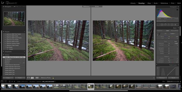 Jak začít upravovat a pracovat s fotkami