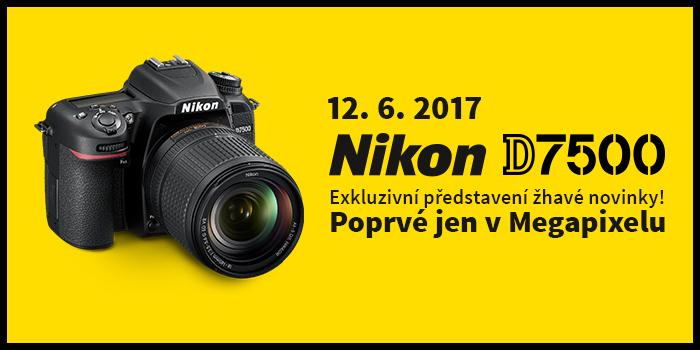 Fotografické workshopy s novinkou Nikonem D7500