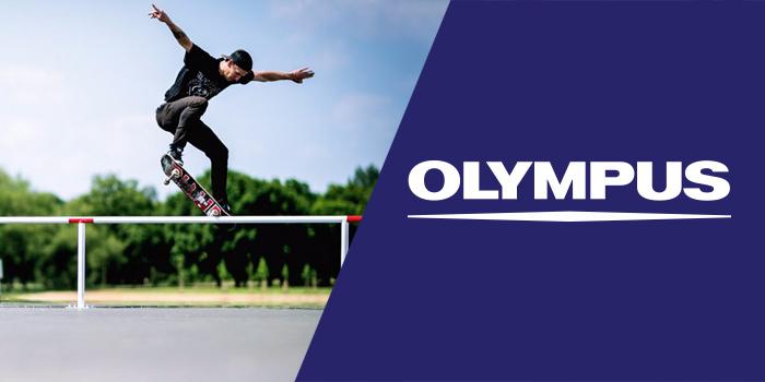 Přijďte na Workshop akční fotografie skateboardingu s Olympusem