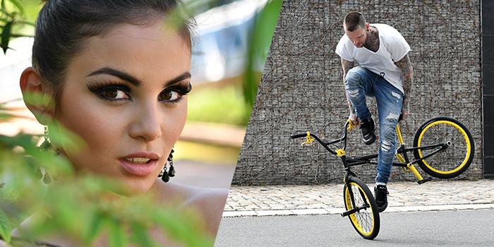 Přijďte na atraktivní workshopy sportovní a portrétní fotografie s Nikonem