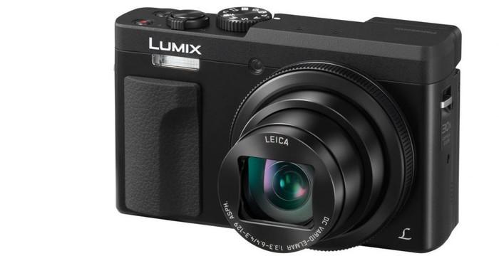 Novinka Panasonic Lumix DMC-TZ90 je skladem