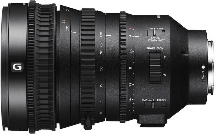 Naskladnili jsme video objektiv Sony FE PZ 18-110mm f/4,0 G OSS