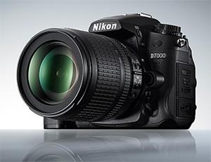 Nikon D7000 skladem!