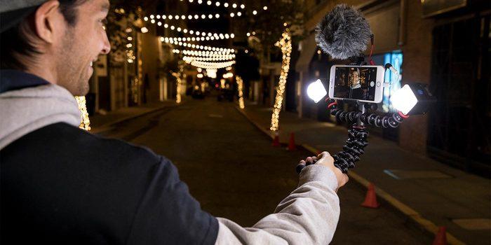 Představujeme Joby GorillaPod Rig - nejlepší stativ pro Youtubery a vlogery