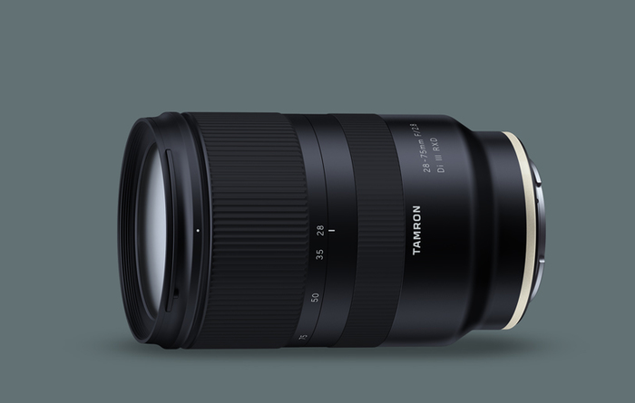 Předobjednejte si novinku Tamron 28-75mm F/2.8 Di III RXD pro Sony EF