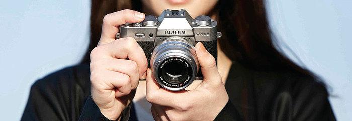 Jarní cashback Fujifilm - získejte nazpět až 16 500 Kč na vybrané fotoaparáty a objektivy