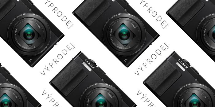 Panasonic Lumix TZ70 je ode dneška ve výprodeji!