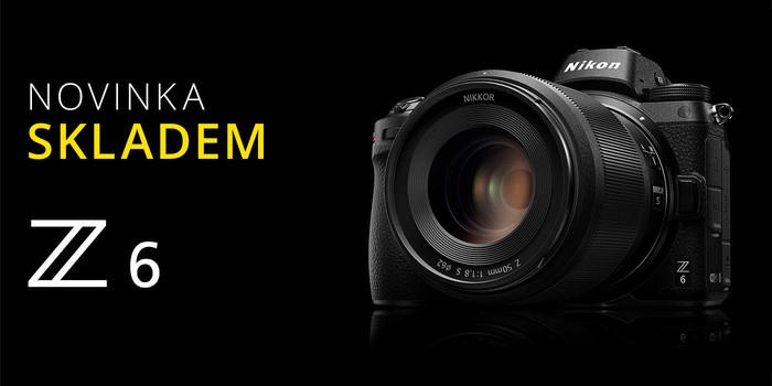 Nikon Z6 skladem