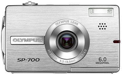 Novinka Olympus SP-700