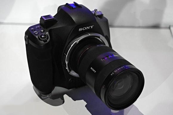 Sony představila prototyp 4K kamery pro filmaře