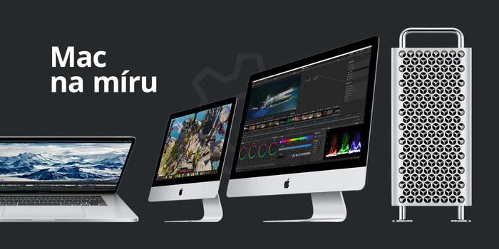 Nakonfigurujte si svůj Mac