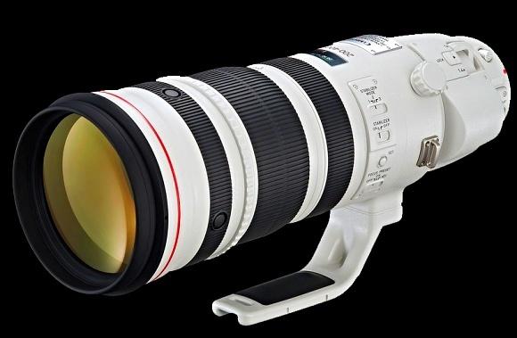 Přijďte si vyzkoušet špičkový teleobjektiv Canon EF 200-400mm f/4,0 L IS USM