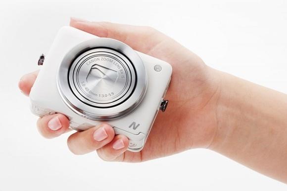 Designový Canon PowerShot N je již v prodeji