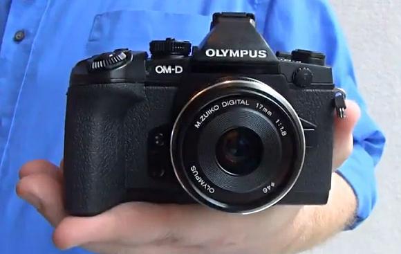 Olympus E-M1 - první fotky