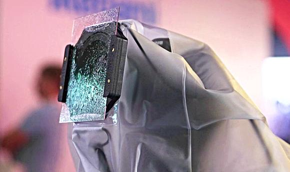 Tokina Rain Dispersion Filter řeší problém s vodními kapkami na objektivu