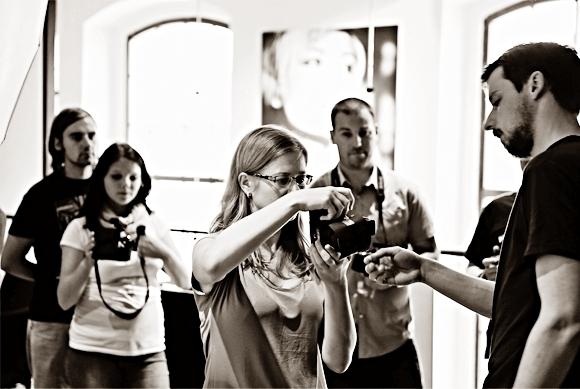 Fotografické kurzy a workshopy v říjnu