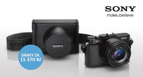 K Sony RX1R originální příslušenství v hodnotě 15 370 Kč zdarma