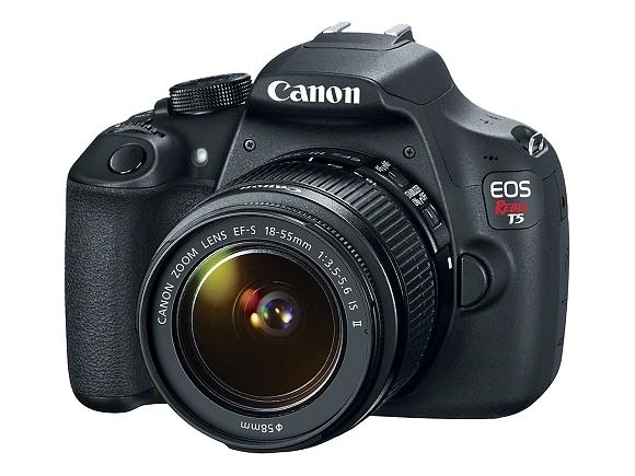 Canon EOS 1200D a G1X Mark II oficiálně představeny