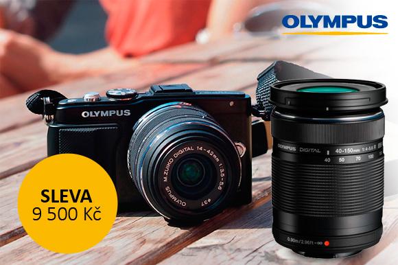 Olympus E-PL5 za téměř polovinu ceny