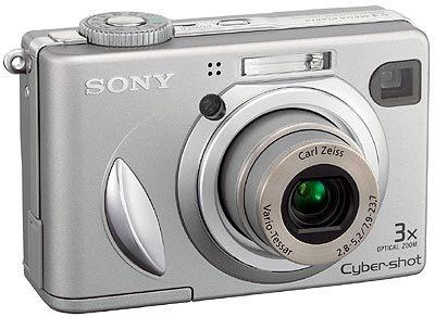 Výprodej Sony DSC-W5