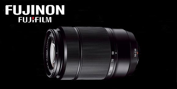 Objektiv FUJI 50-230mm ZDARMA k nákupu fotoaparátu, nebo objektivu