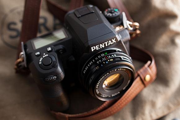 Nový firmware pro Pentax K-3