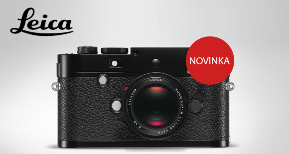 Leica M-P nový kompaktní full frame